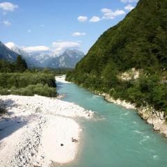 Słowenia - Socza